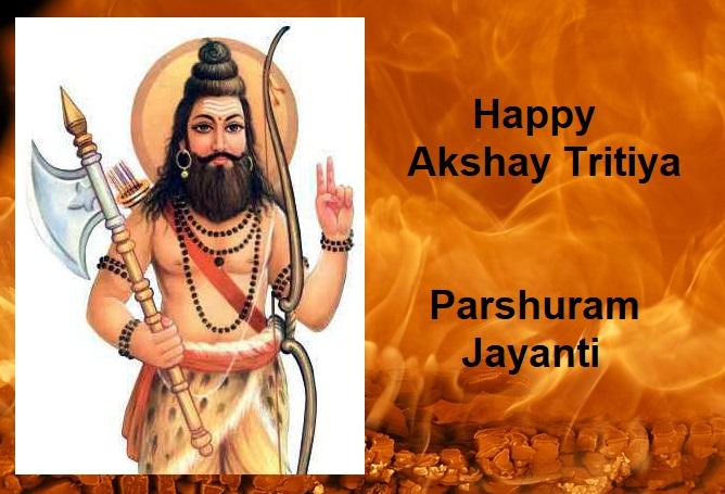 Akshay Tritiya | Parshuram Jayanti