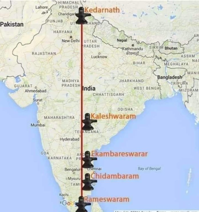 A Surprising Facts About Shiva Temples