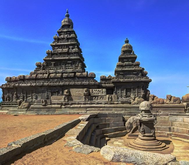 Shore Temple, Mahabalipuram, Tamilnadu