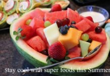 Super foods for Summer