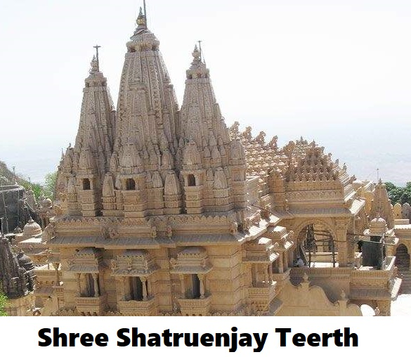 Shree Shatruenjay Teerth – The highest shrines of Jainism
