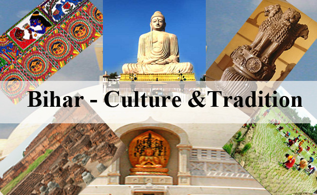 Bihar – Culture And Tradition