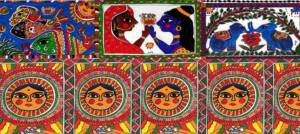 Mithali Paintings