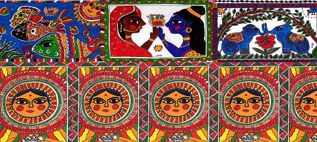 Mithali Paintings