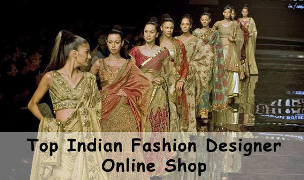 Top Indian Fashion Designer Online Shop