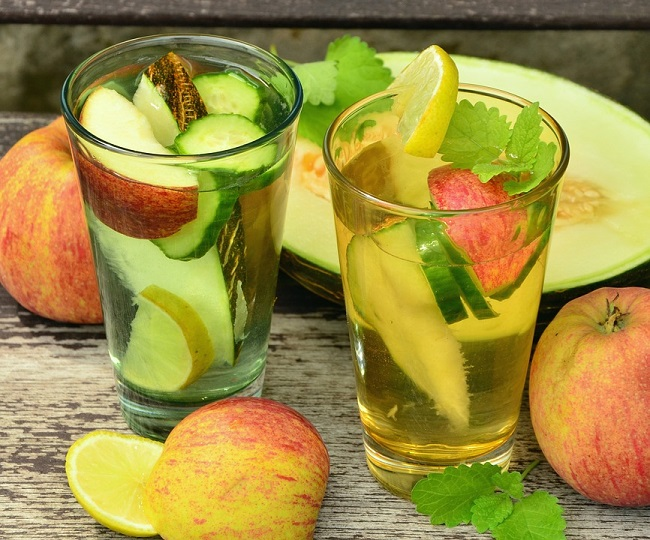 Detox Water – Drink According To Your Need