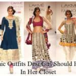 Ethnic wear for girls