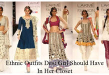Ethnic wear for girls