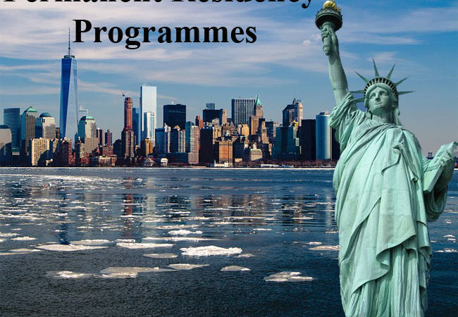 Permanent Residency Programmes In USA