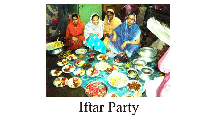 Iftar Party | Fatoor