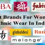 Indian Ethnic Brands