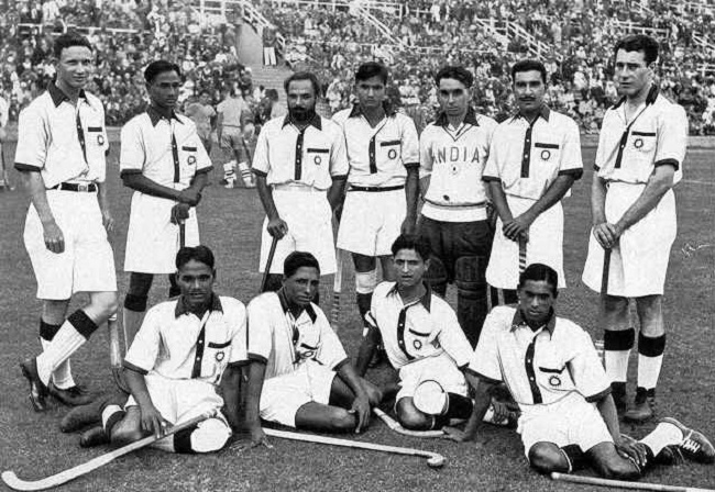 Indian hockey Team 1936
