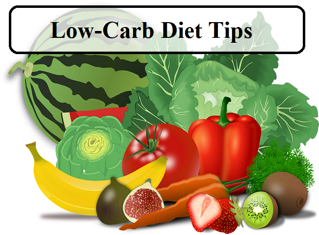 Low-Carb Diet Tips