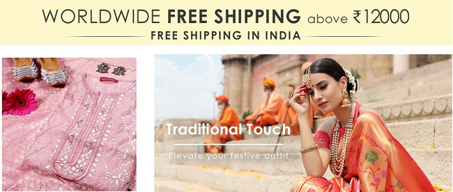 Indian Ethnic Wear With Worldwide Shipping | RitiRiwaz