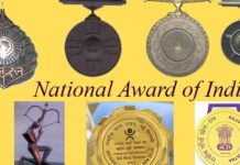 National awards