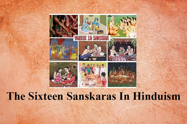 The Sixteen Sanskaras In Hinduism