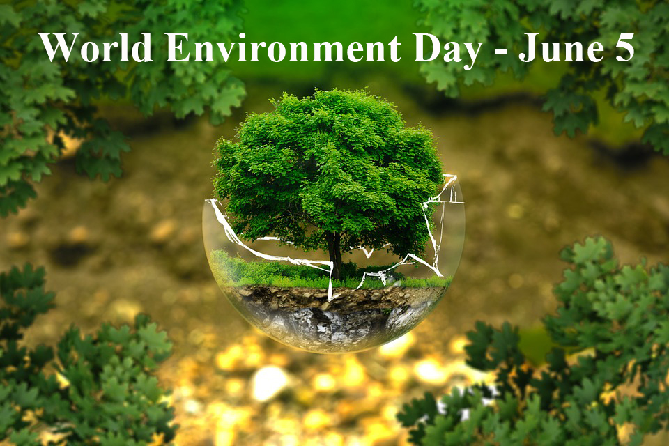 ‪World Environment Day‬ June 5