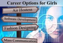 Career for girls