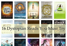 Dystopian to read