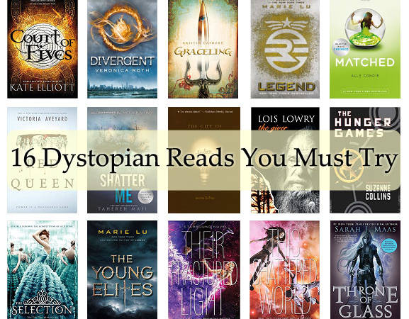16 Dystopian Reads You Must Try