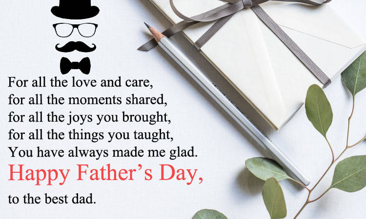 Father's Day 2020 – Wishes, Quotes, Greetings, Images, Cards, Messages