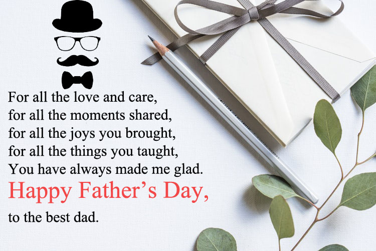 Father's Day 2021 – Wishes, Quotes, Greetings, Images, Cards, Messages