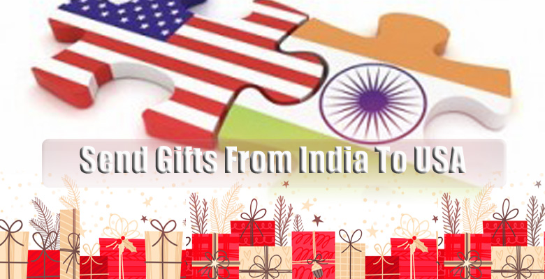 Send Gifts From India To USA