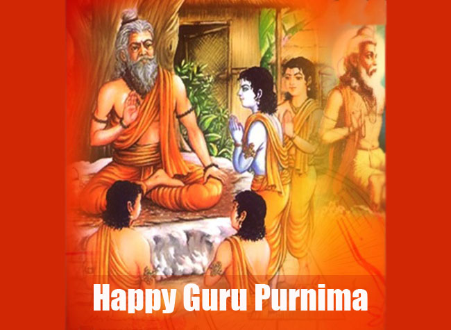 Guru Purnima Quotes And Greetings