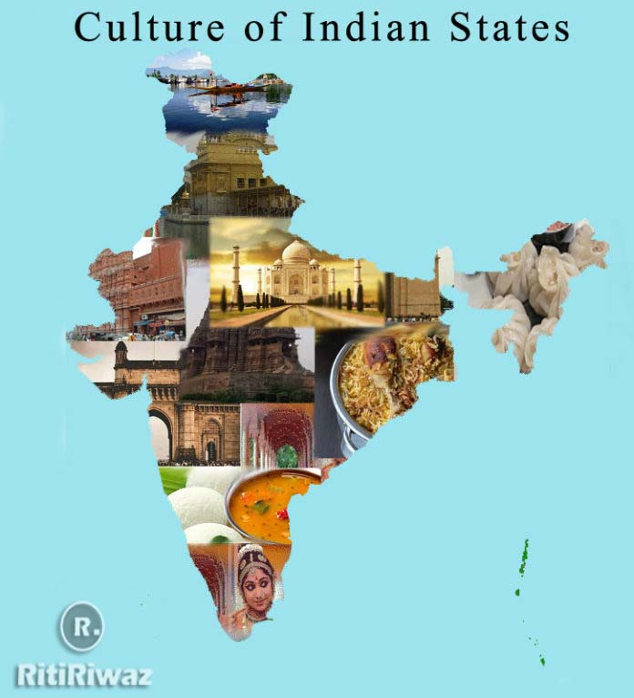 Culture and Tradition of Indian States
