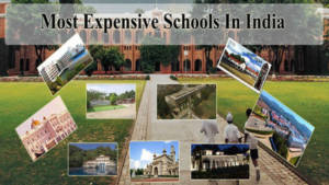 Most Expensive Schools In India
