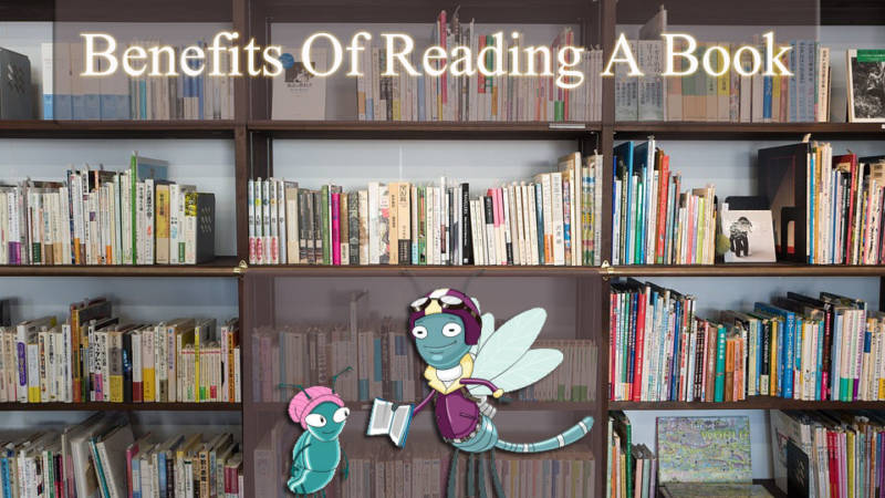 Benefits Of Reading A Book