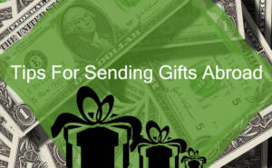 Sending gifts Abroad