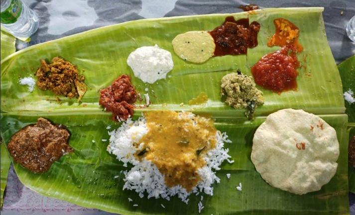 Tamil nadu cuisines