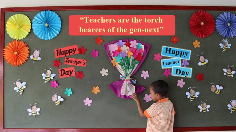 Teacher Day Celebration In India