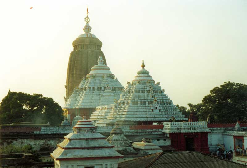 Temple Jagannath