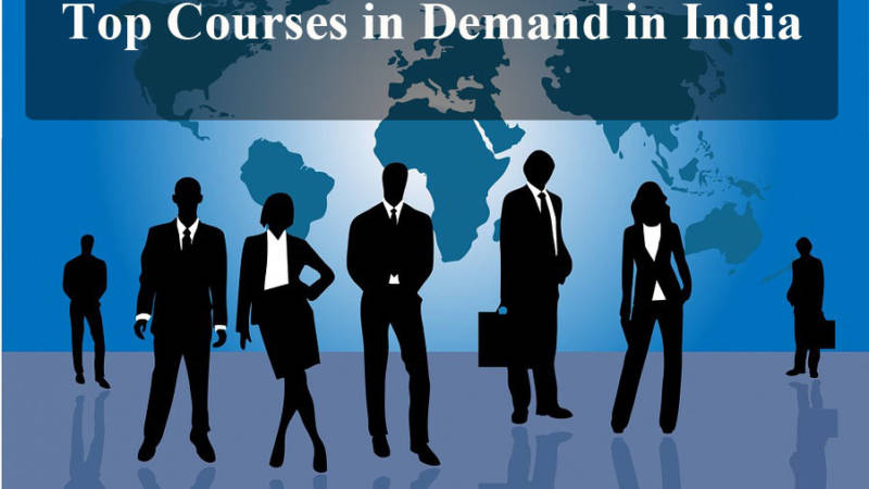 Top Courses in Demand in India
