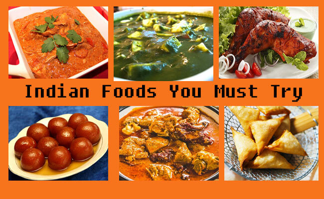 Top Indian Food