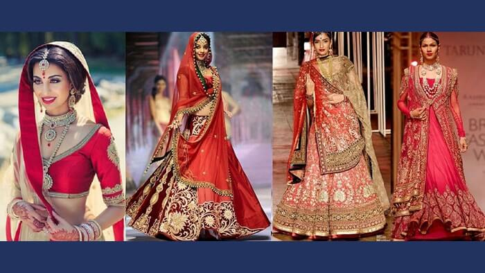 What can a Indian Brides do with their Bridal Lehengas