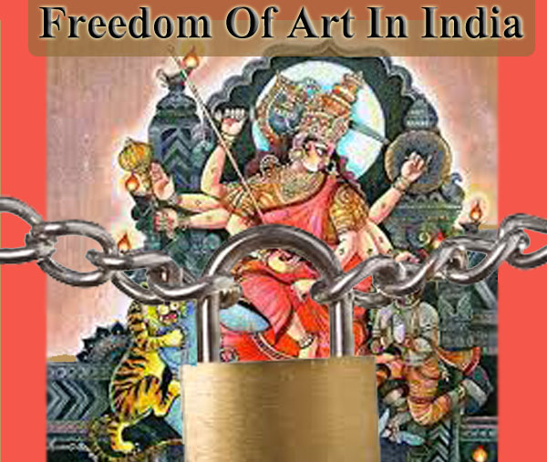 Freedom Of Art In India