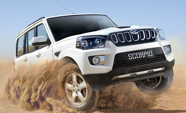 Next Generation Mahindra Scorpio Is Coming