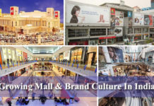 Mall Culture in India