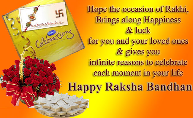 Happy Rakhi