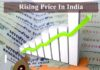 Rising Price In India