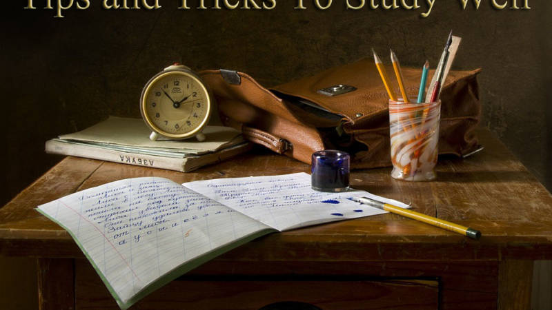 15 Tips And Tricks To Study During Exams