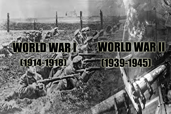 Causes Of First And Second World War