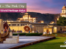 Jaipur got UNESCO World Heritage status