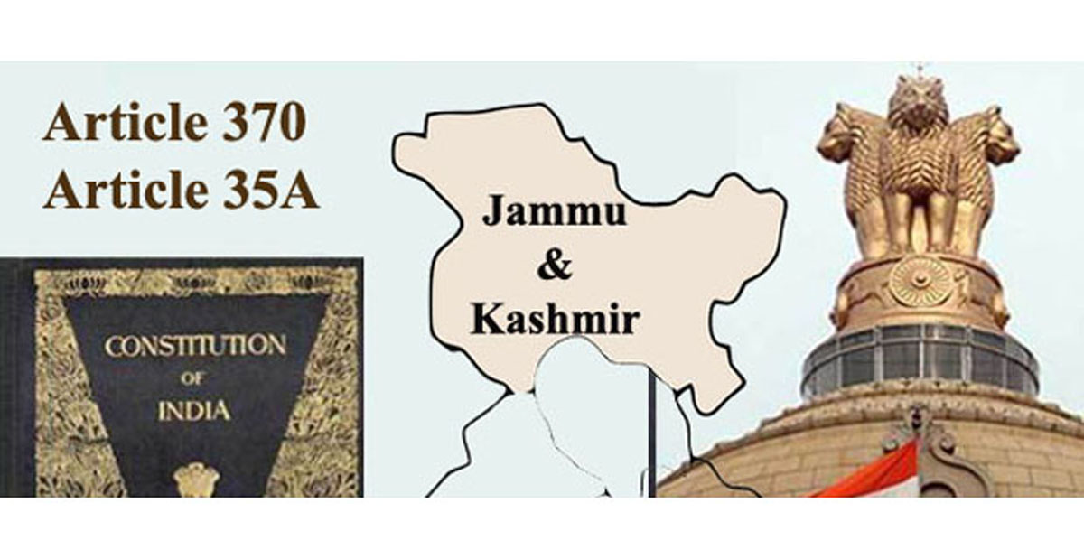 What Is Article 35 A And Why It Matter For India