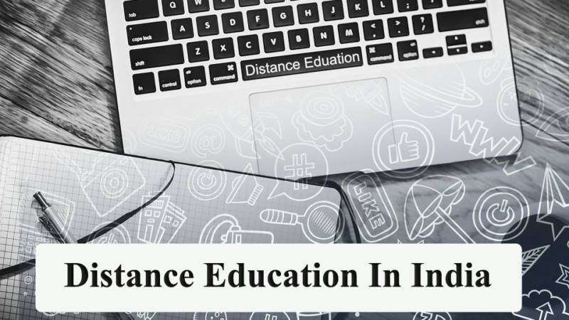 Distance Education In India