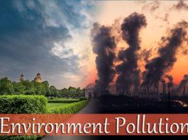 Environment Pollution