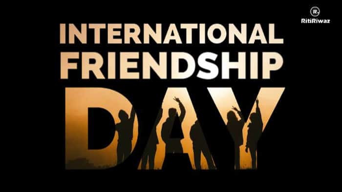 Friendship Day – First Sunday In August